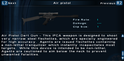 SFTOS Air pistol Screen