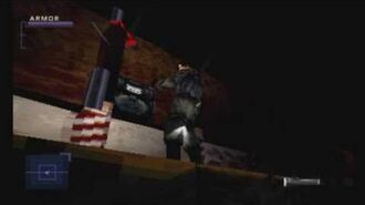 "Syphon Filter (HD) Walkthrough Mission 2 ""Washington DC Destroyed Subway!"""