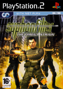 Syphon Filter The Omega Strain