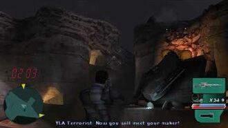 Syphon Filter Dark Mirror - Deleted Episode 1 - Shaitaan's Canyon