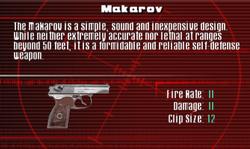 SFCO Makarov Screen