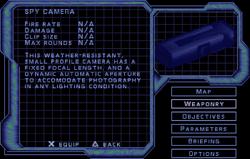 SF3 Spy Camera Screen