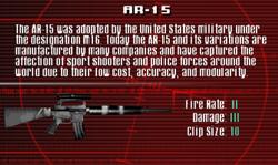 SFCO AR-15 Screen