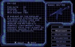 SF2 PK-102 Screen