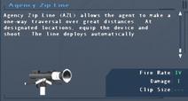 SFLS Agency Zip Line Screen