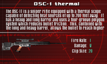 SFCO DSC-1 Thermal Screen