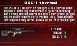 SFCO DSC-1 Thermal Screen