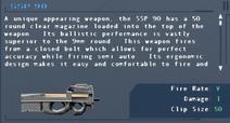 SFLS SSP 90 Screen