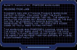 15 - PHARCOM Warehouse