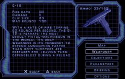SF3 G-18 Screen