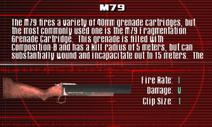 SFCO M79 Screen
