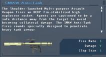SFLS SMAW Anti-Tank Screen