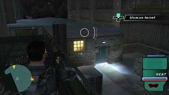 Syphon Filter Dark Mirror - Deleted Episode 2 - Elevation
