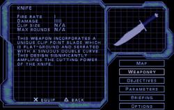 SF3 Knife Screen