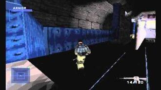 "Syphon Filter (HD) Walkthrough Mission 3 ""Washington DC Main Subway Line!"""