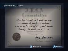 Stoneman, Gary