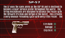SFCO SP-57 Screen