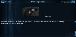 SFTOS Photograph (Mass Grave 1) Screen