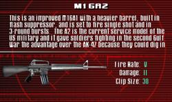 SFCO M16A2 Screen