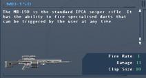 SFLS MB-150 Screen