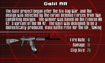 SFCO Galil AR Screen