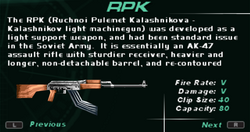 Weapons of Syphon Filter: Dark Mirror | Syphon Filter Wiki