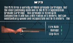 SFLS M79 Screen