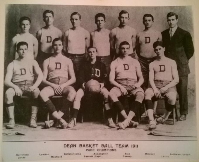 Image 1910 Dean Basketball Png Syracuse Basketball Wikia