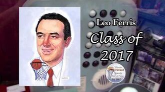 Leo Ferris Forgotten NBA Founder & Shot Clock Co-Creator