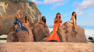 Pair of Kings Mermaids 10