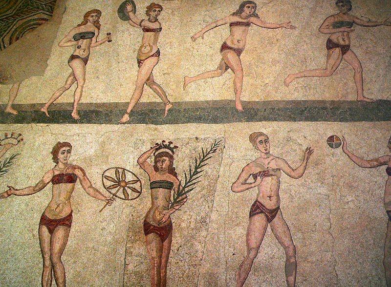 Bikini-Rome