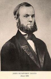 John Humphrey Noyes 1850