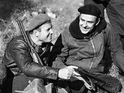 Gagarin and Komarov hunting