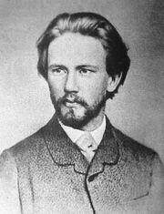 Der junge Tschaikowski
