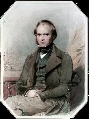 File:Charles Darwin by G. Richmond.png