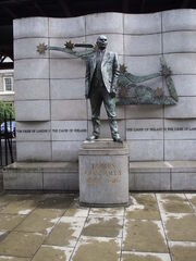 James Connolly - Dublin statue