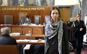 Young mistress of Berlusconi