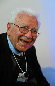 Murray Gell-Mann - World Economic Forum Annual Meeting 2012