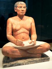 Scribe Louvre