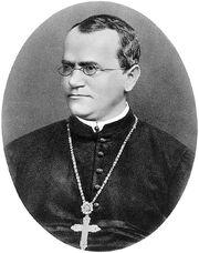 Gregor Mendel oval
