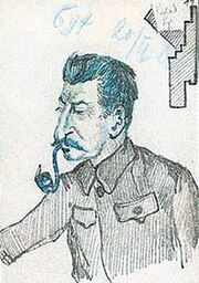 Stalin by Bukharin