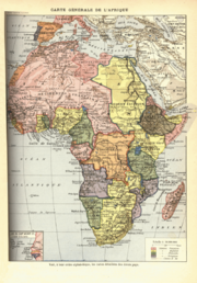 Division of Africa1898