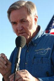 Burt Rutan Oct 3 2004