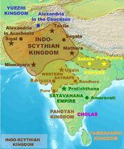Indo-Scythian-kingdom