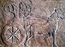 Assyrian-chariot