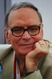 Ennio Morricone Cannes 2007