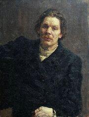 Gorki by Repin