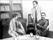 Li Dazhao n comintern G.N. Voitrngsky