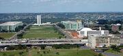 Esplanada dos Ministérios, Brasília DF 04 2006
