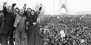 Iranian Revolution in Shahyad Square